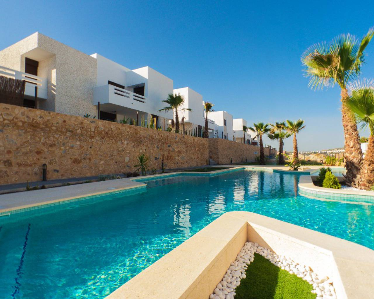 Apartment - New Build - Algorfa - La Finca Golf Resort