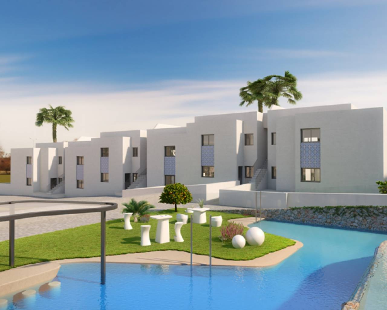 Apartment - New Build - San Miguel de Salinas - San Miguel - Country