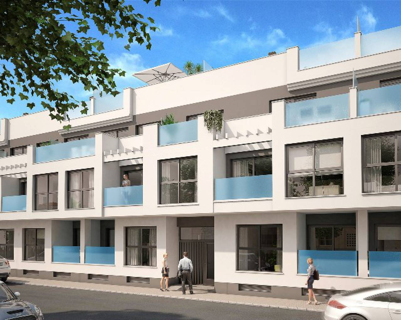 Apartment - New Build - Torrevieja - Torrevieja - Centre