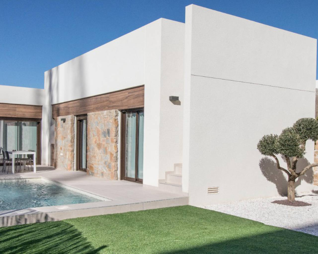 Detached Villa - New Build - Algorfa - La Finca Golf Resort