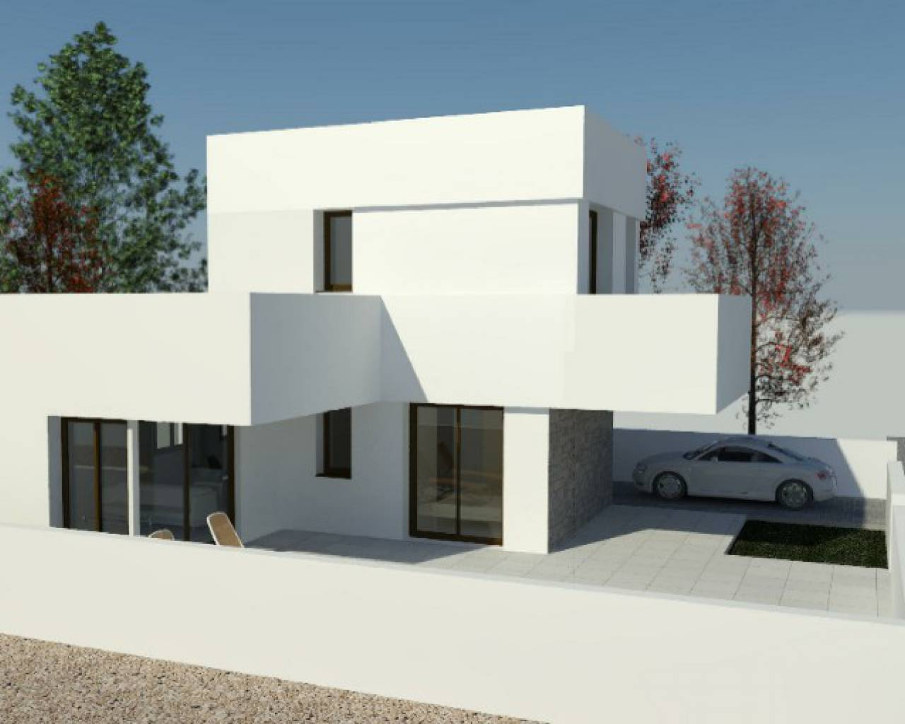 Detached Villa - New Build - Benijófar - Benijófar