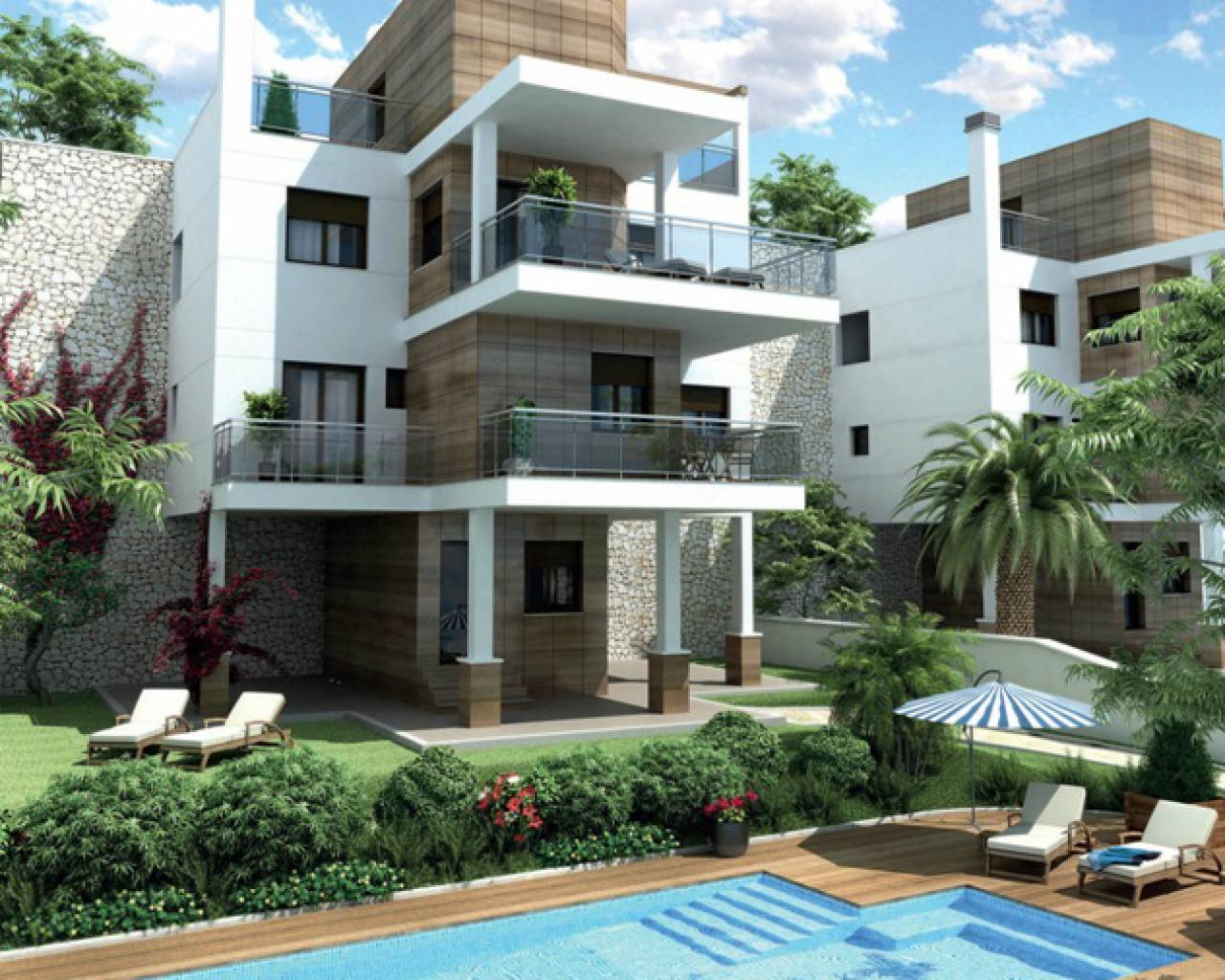 Detached Villa - New Build - Ciudad Quesada - La Marquesa