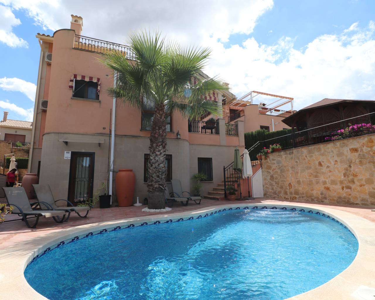 Detached Villa - Sale - Algorfa - La Finca Golf Resort