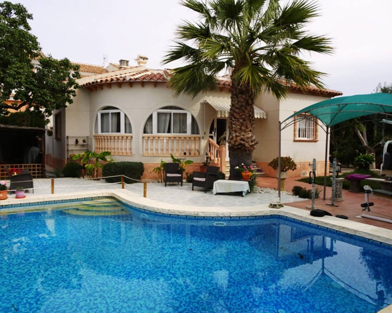 Detached Villa - Sale - Ciudad Quesada - Doña Pepa
