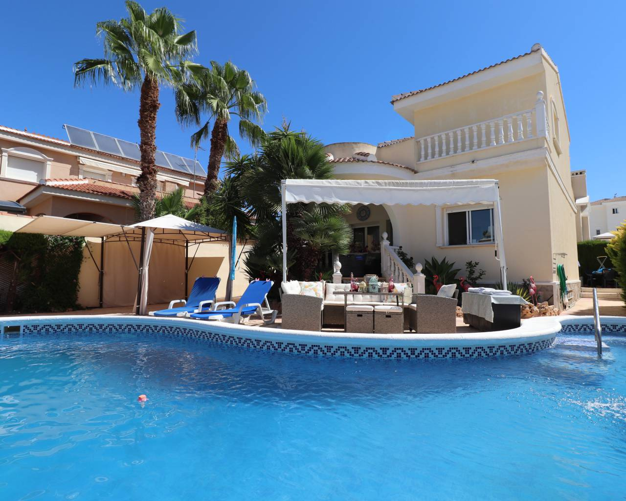 Detached Villa - Sale - Ciudad Quesada - La Fiesta