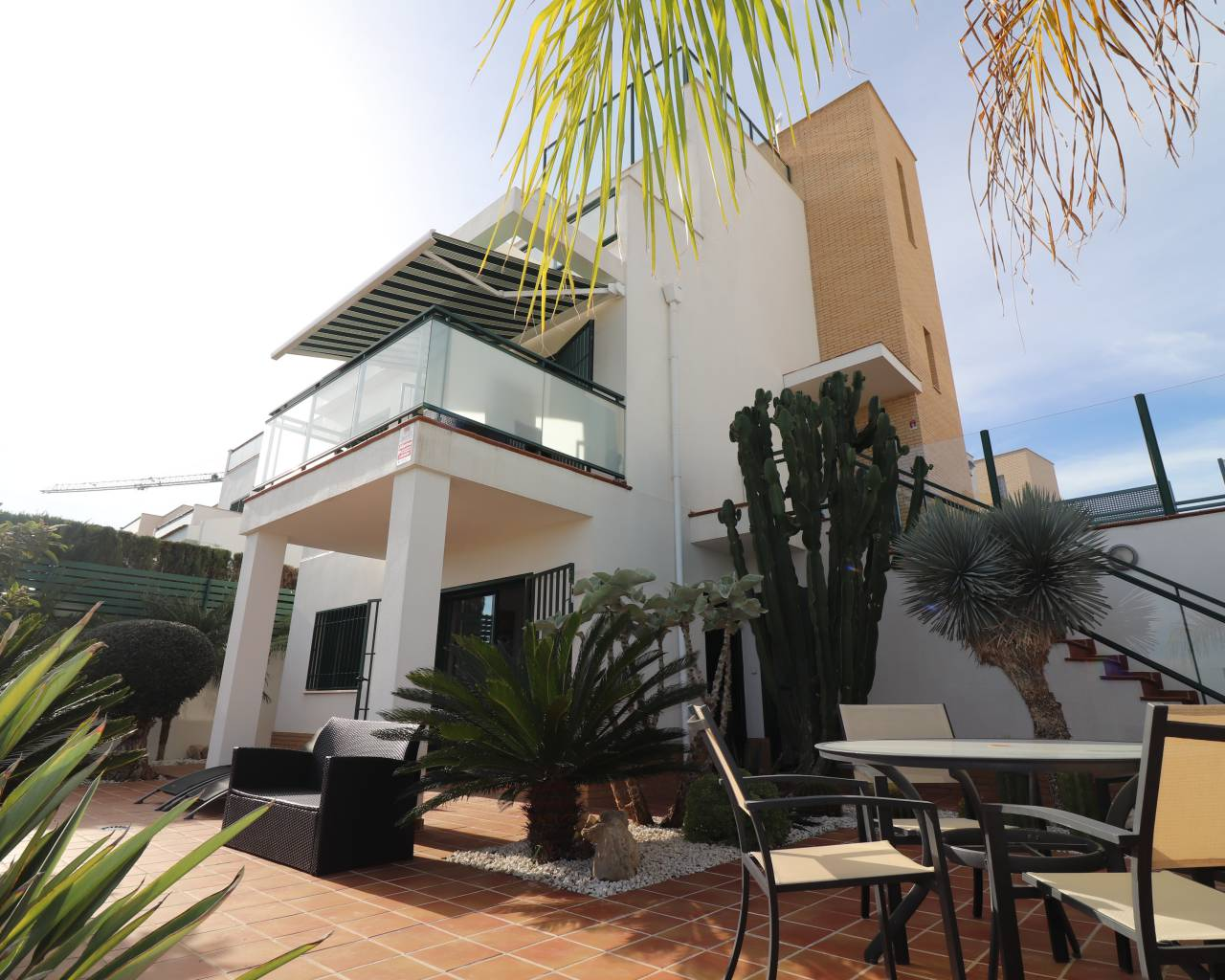 Detached Villa - Sale - Ciudad Quesada - Pueblo Lucero