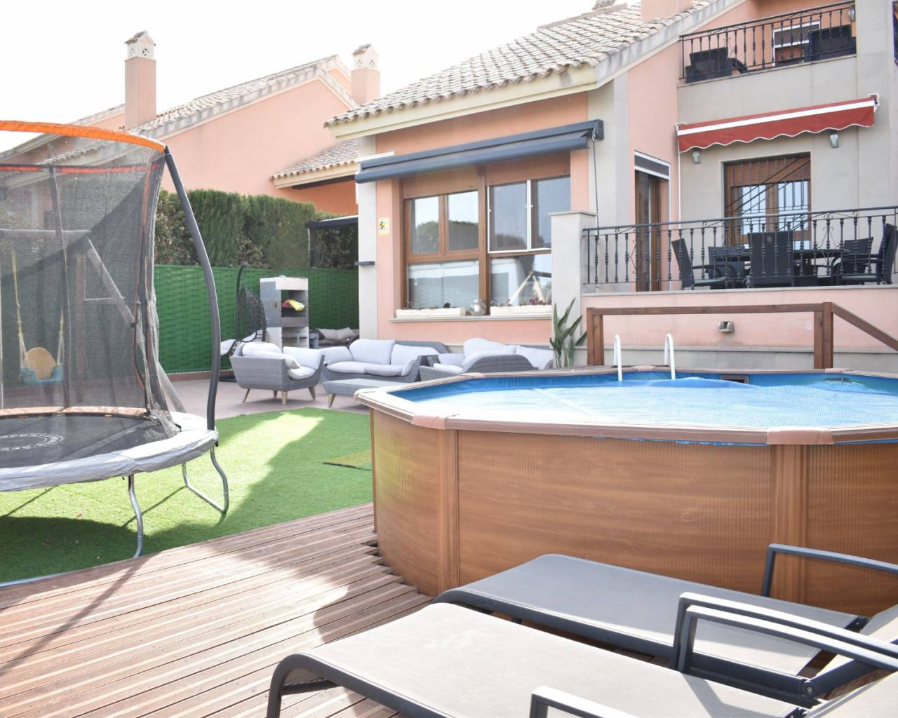 Detached Villa - Venta - Algorfa - La Finca Golf Resort
