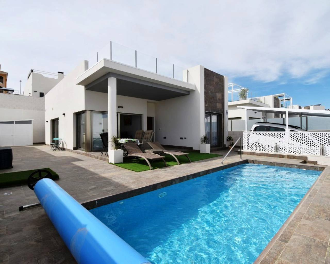 Detached Villa - Venta - Orihuela Costa - Los Altos