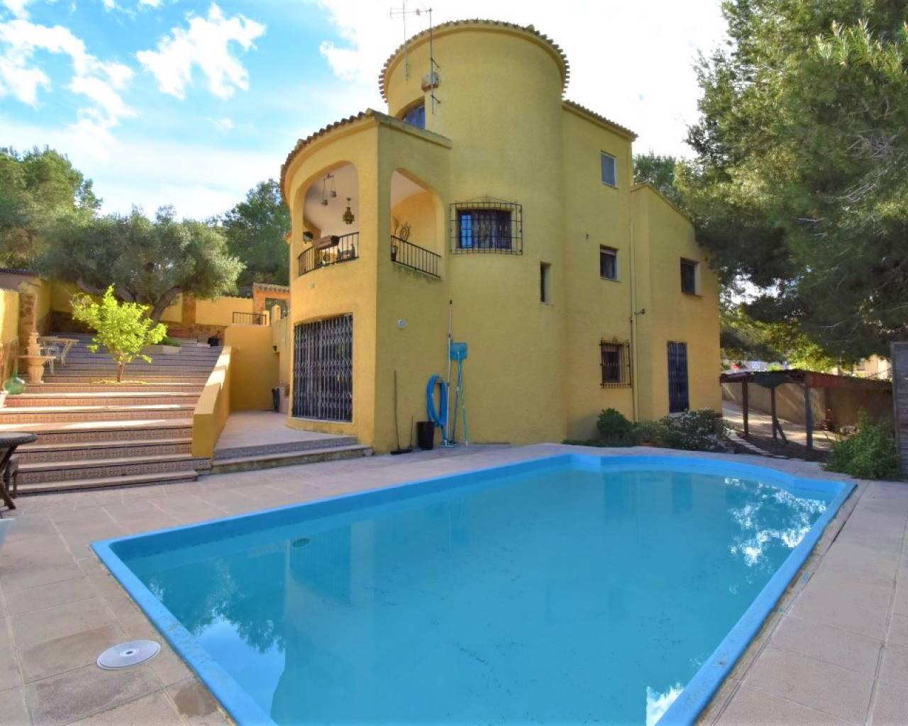 Detached Villa - Venta - Orihuela Costa - Villamartin