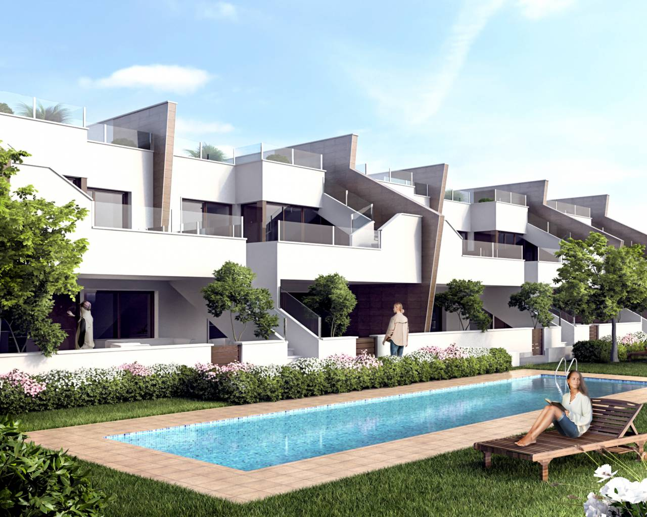 New Build - Apartment - Pilar de La Horadada - Pilar de La Horadada - Town