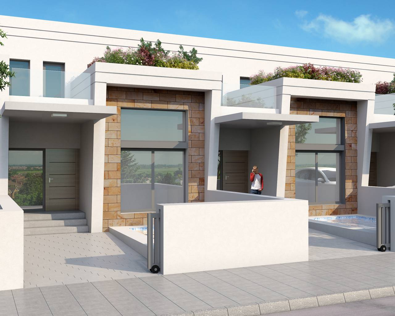 New Build - Townhouse - Dolores
