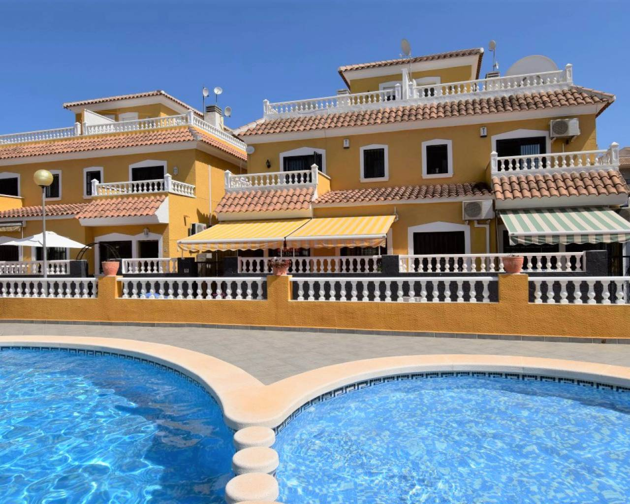 Quad Villa - Sale - Orihuela Costa - Playa Flamenca