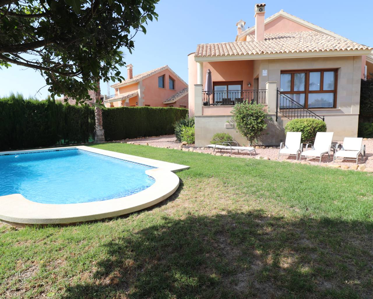 Sale - Detached Villa - Algorfa - La Finca Golf Resort