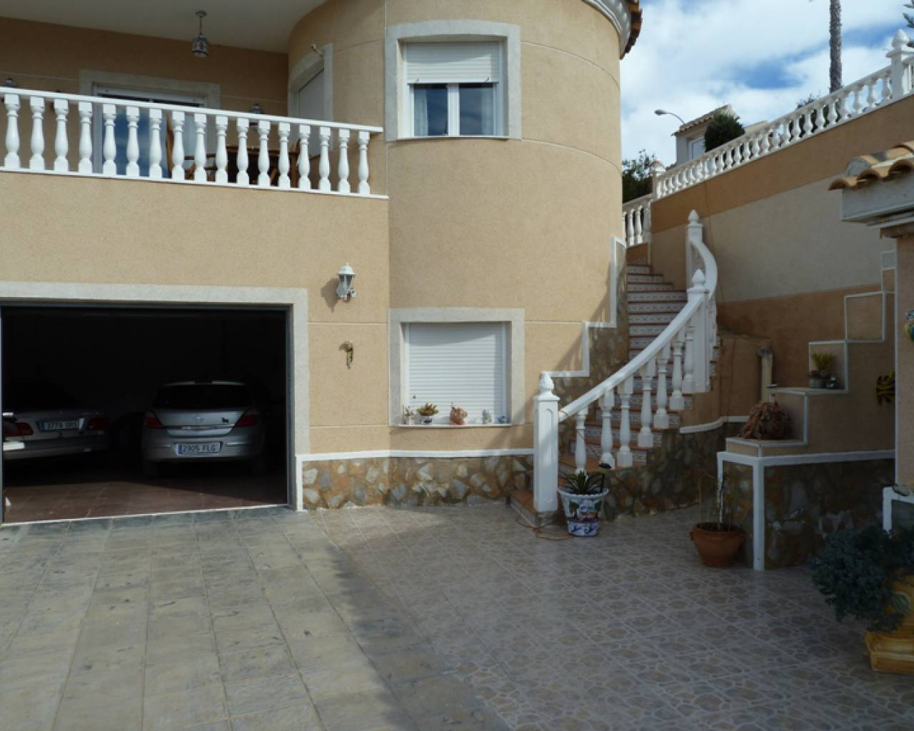 Sale - Detached Villa - Algorfa - Lomas de La Juliana