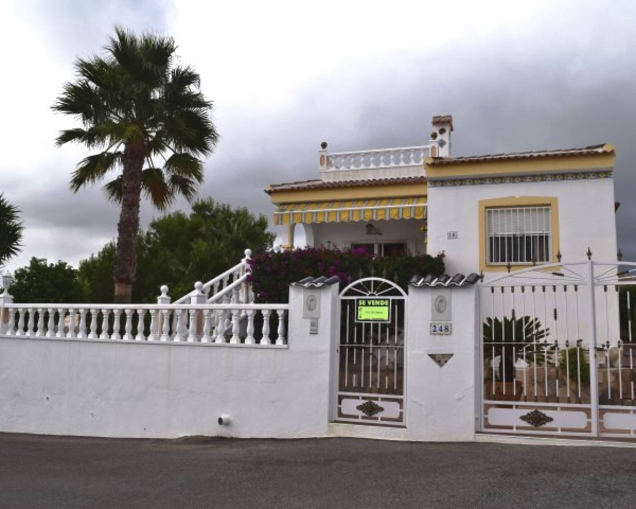 Sale - Detached Villa - Alicante - Algorfa