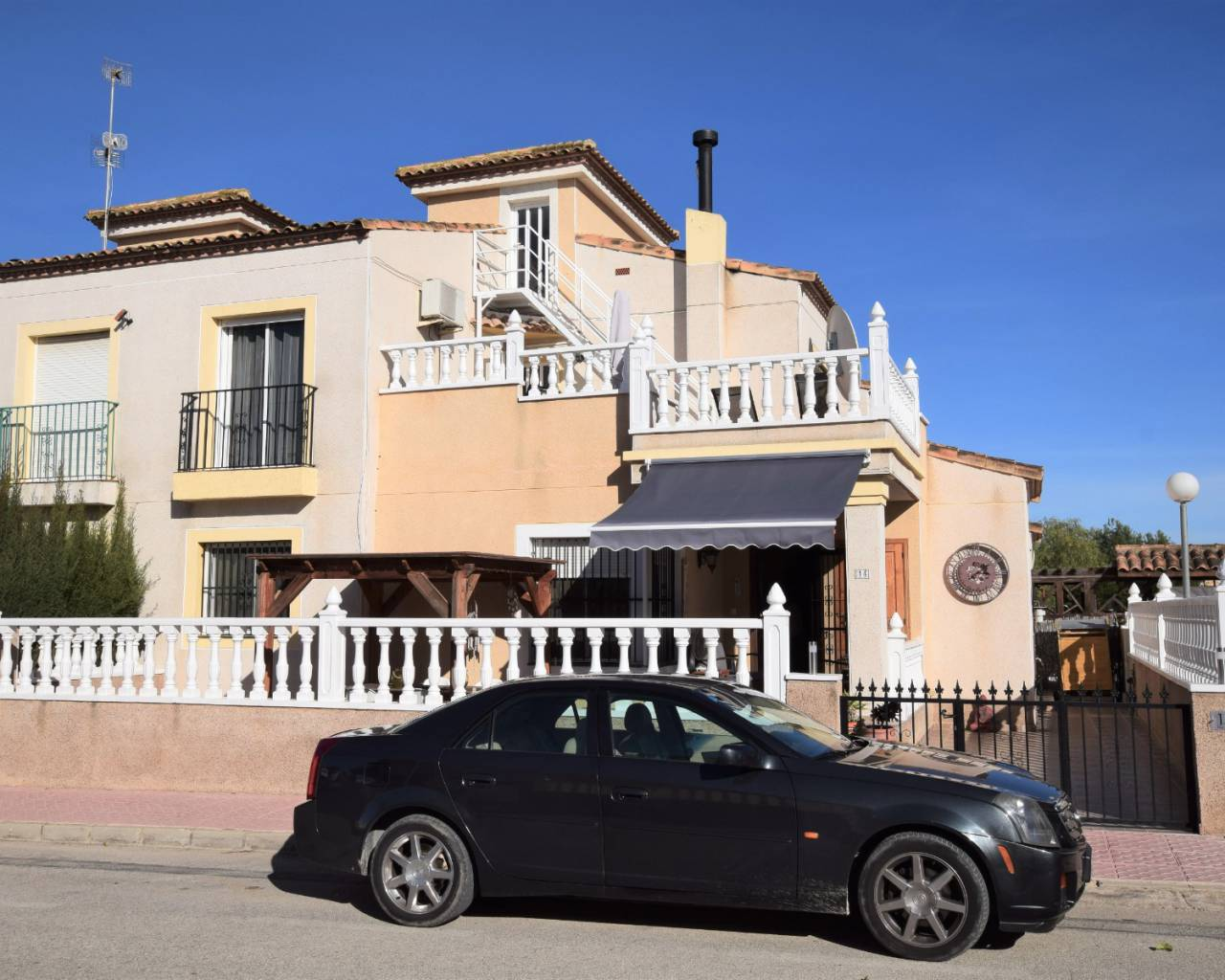 Semi Detached Villa - Sale - Algorfa - Montebello