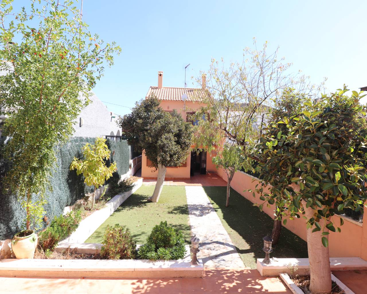 Semi Detached Villa - Venta - Algorfa - Montemar
