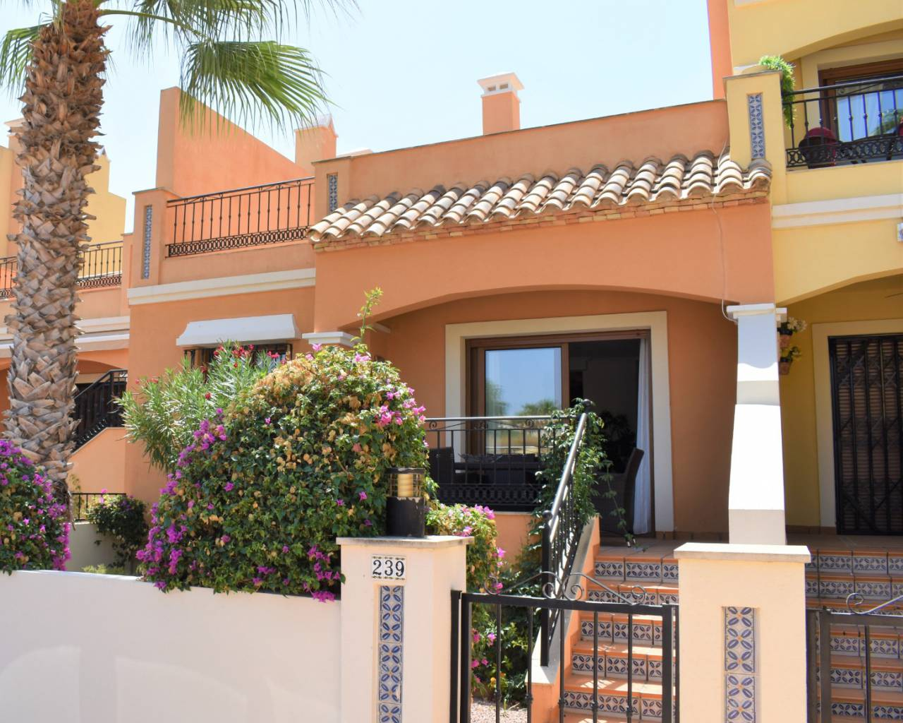 Townhouse / Duplex - Sale - Algorfa - La Finca Golf Resort
