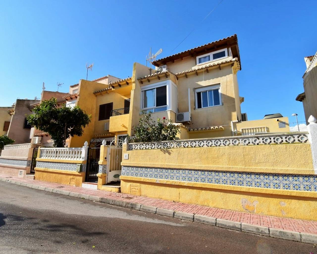 Townhouse - Sale - Orihuela Costa - Los Balcones